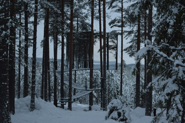 Mirrorcube_TreeHotel_Sweden