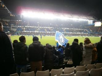 Chelsea football match