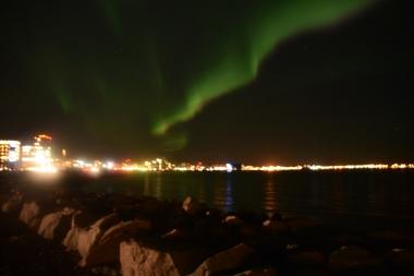 Aurora-Reykjavik