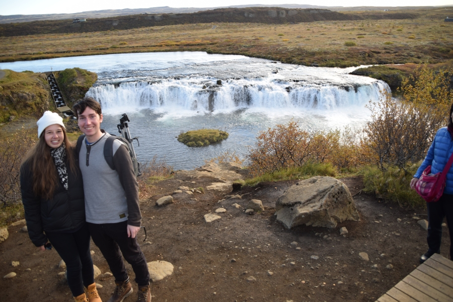 Iceland_David_travel_buddy_waterfall