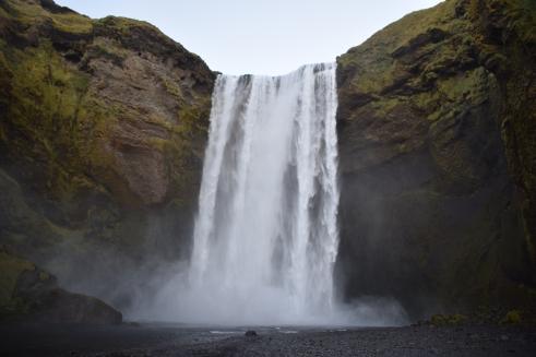 Skogafoss-Iceland-waterfall