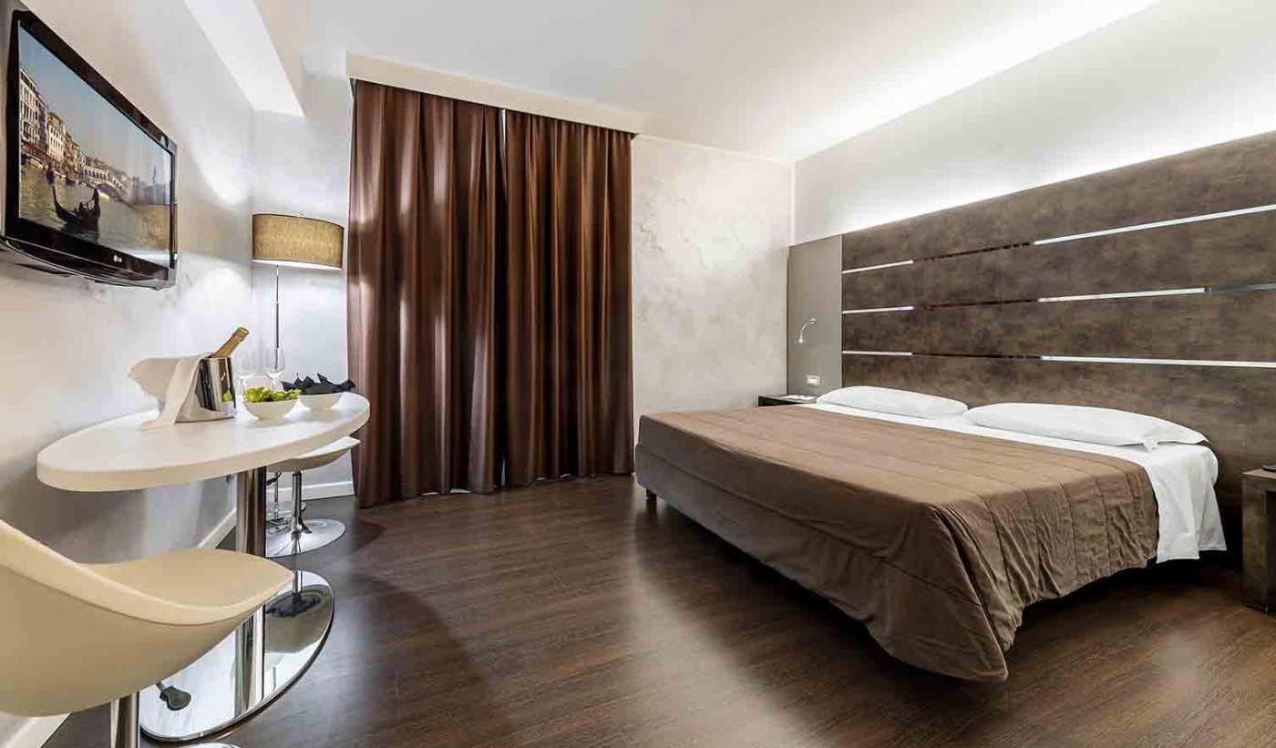 BaseHotelVenice_Room