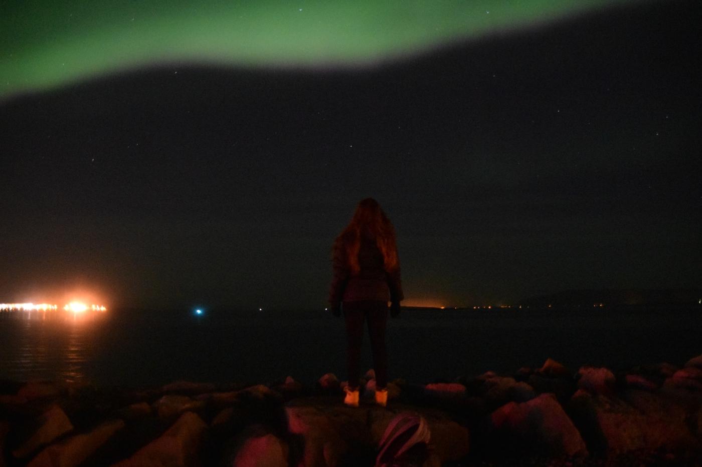 Aurora_IcelandReykjavik