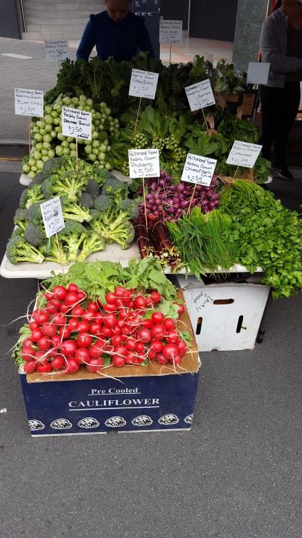 Hobart-markets