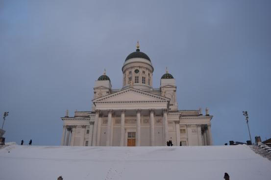 Helsinki-cathedral
