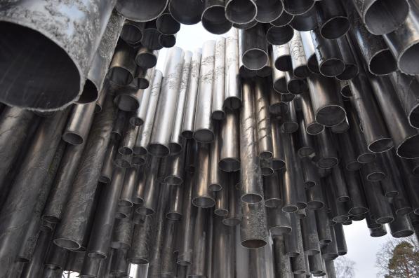Helsinki-Sibelius-Monument