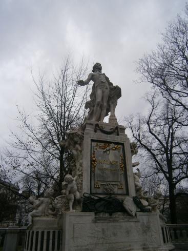 Vienna-Austria-Mozart