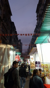 Temple Street Night Markets
