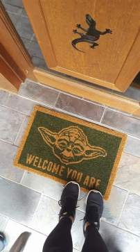 Front doormat