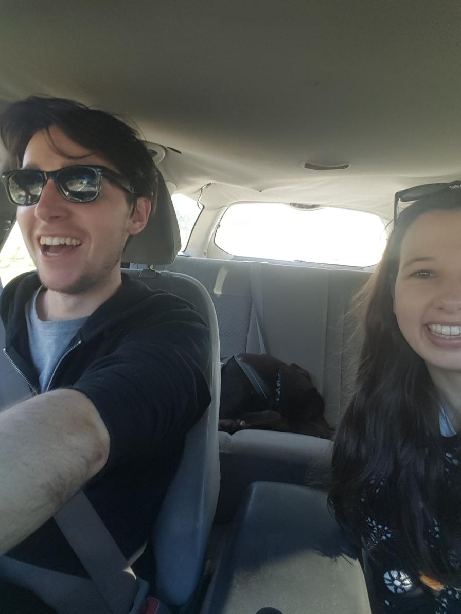 Maitland road trip