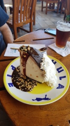 The infamous Hula Pie at Duke's