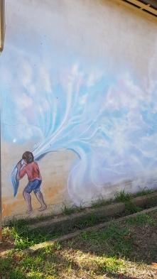 Mural in Bellingen