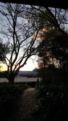 Sunset at Bellingen